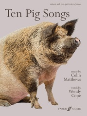 Ten Pig Songs