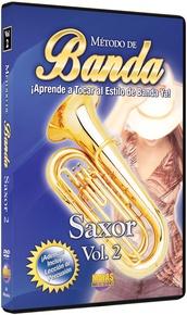 Método de Banda: Saxor Vol. 2