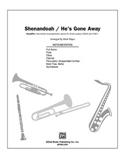 Shenandoah / He's Gone Away