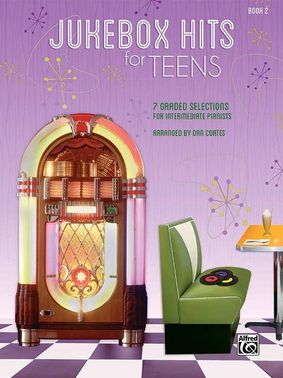 Jukebox Hits for Teens, Book 2