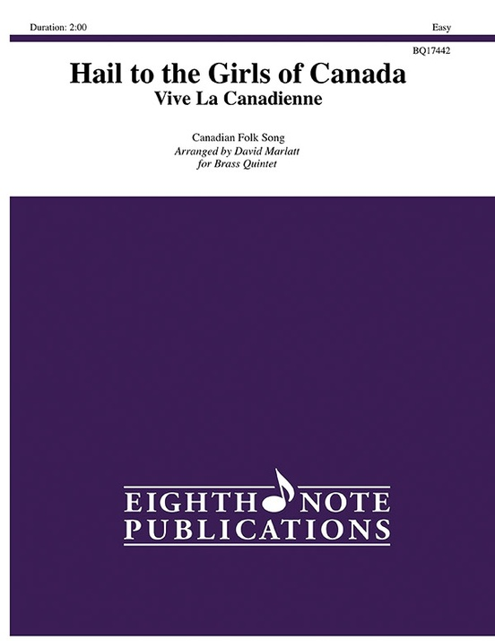 Hail to the Girls of Canada