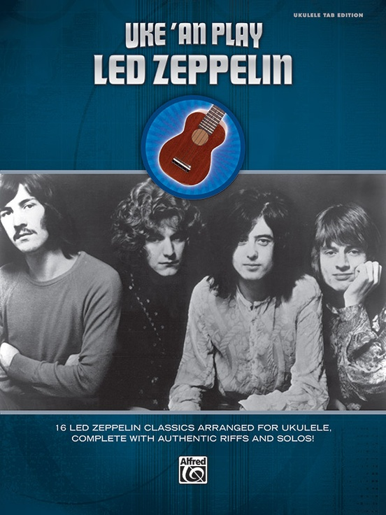 Uke 'An Play Led Zeppelin