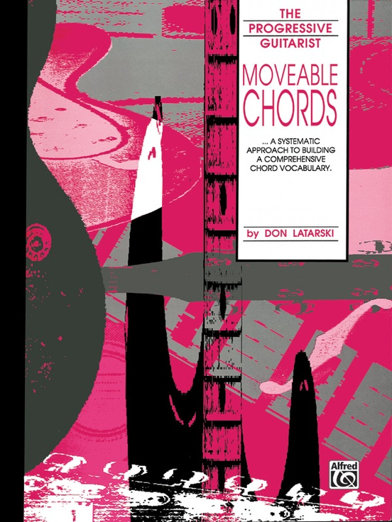 Moveable Chords: Guitar Book
