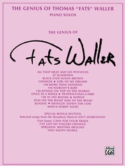"The Genius of Thomas ""Fats"" Waller"