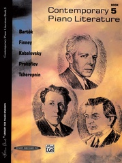 Contemporary Piano Literature, Book 5