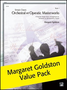 Simply Classic Orchestral and Operatic Masterworks 1-2 (Value Pack)