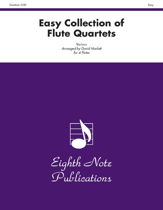 Easy Collection of Flute Quartets