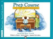 Alfred's Basic Piano Prep Course: Sacred Solo Book B