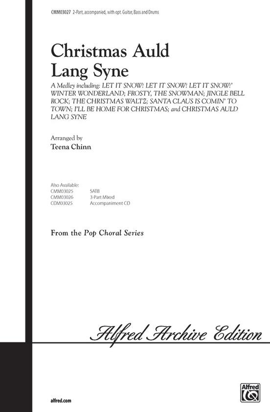 Christmas Auld Lang Syne (A Medley)
