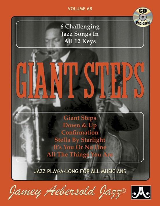 Jamey Aebersold Jazz, Volume 68: Giant Steps