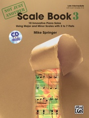 Not Just Another Scale Book, Book 3