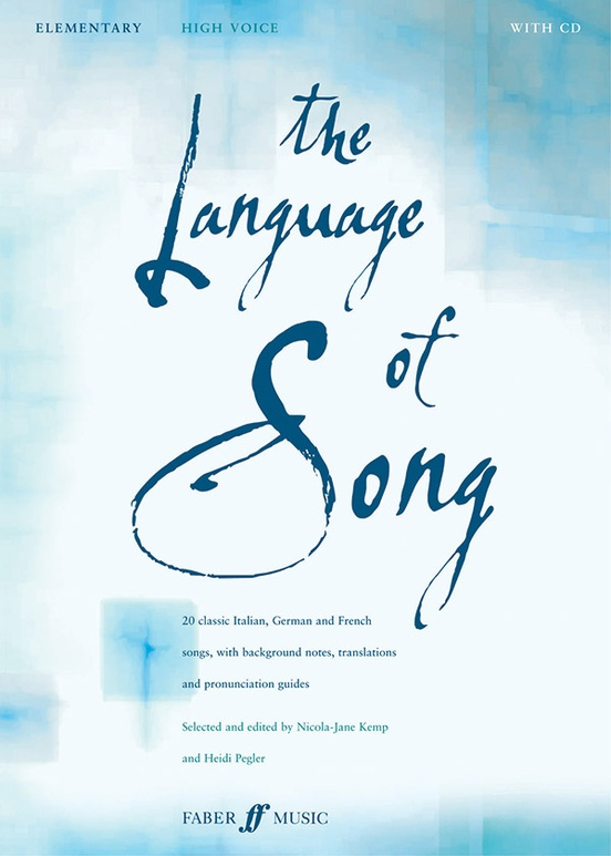 The Language of Song: Elementary