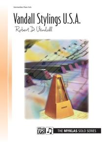 Vandall Stylings U.S.A.