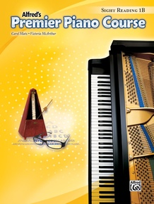 Premier Piano Course, Sight Reading 1B
