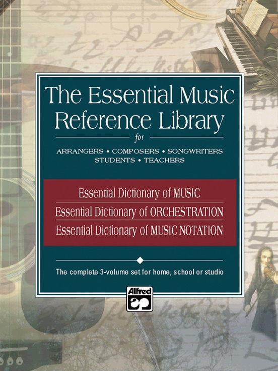 The Essential Music Reference Library