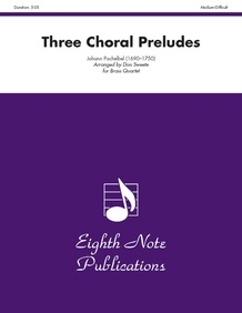 Three Choral Preludes