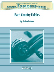 Bach Country Fiddles