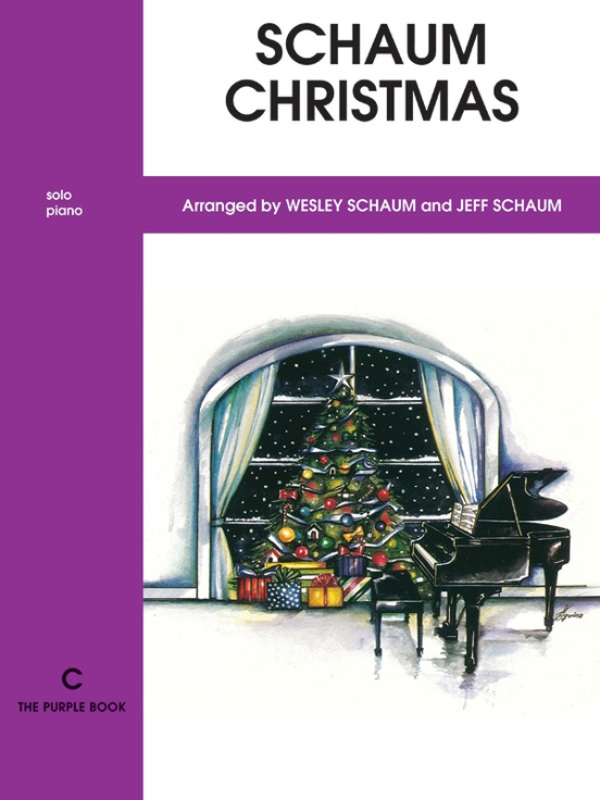 Schaum Christmas, C: The Purple Book