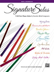 Signature Solos, Book 4