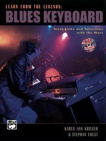 Learn from the Legends: Blues Keyboard