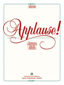Applause!, Book 1