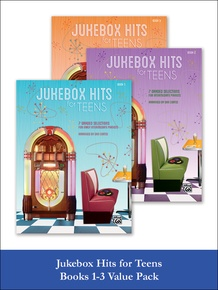 Jukebox Hits for Teens 1-3 (Value Pack)