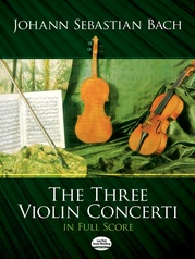 Three Violin Concerti
