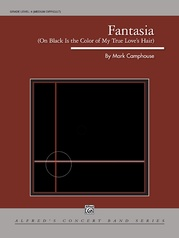 "Fantasia (on ""Black Is the Color of My True Love's Hair"")"