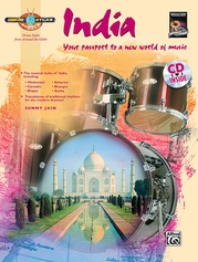 Drum Atlas: India