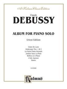 Album for Piano Solo (Urtext Edition)