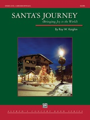 "Santa's Journey (Bringing ""Joy to the World"")"