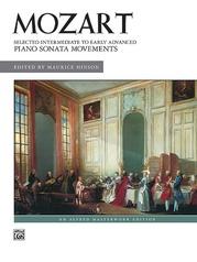 Selected Intermediate to Early Advanced Piano Sonata Movements