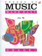 Theory of Music Made Easy, Grade 1
