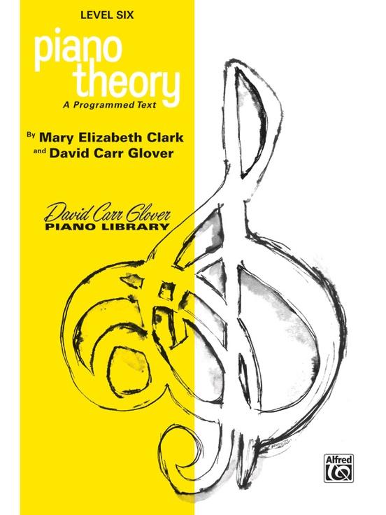 Piano Theory, Level 6