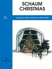 Schaum Christmas, B: The Blue Book