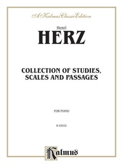 Collection of Studies, Scales, and Passages
