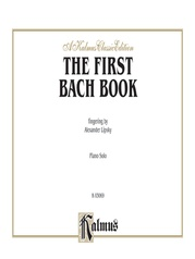The First Bach Book