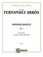 Spanish Dances, Opus 1
