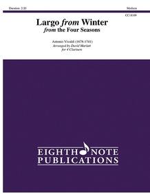 "Largo from ""Winter"""