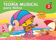 Teoría Musical para Niños, Libro 2 (Segunda Edición) [Music Theory for Young Children, Book 2 (Second Edition)]