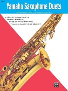 Yamaha E-flat Alto Saxophone Duets