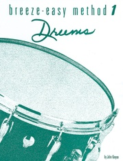 Breeze-Easy Method for Drums, Book I
