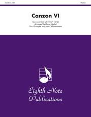 Canzon VI