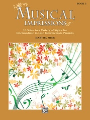 Musical Impressions, Book 3