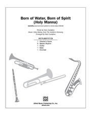 Born of Water, Born of Spirit