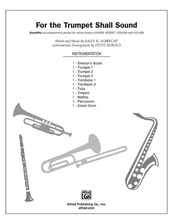 For the Trumpet Shall Sound
