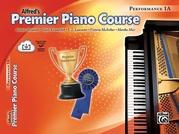 Premier Piano Course, Performance 1A