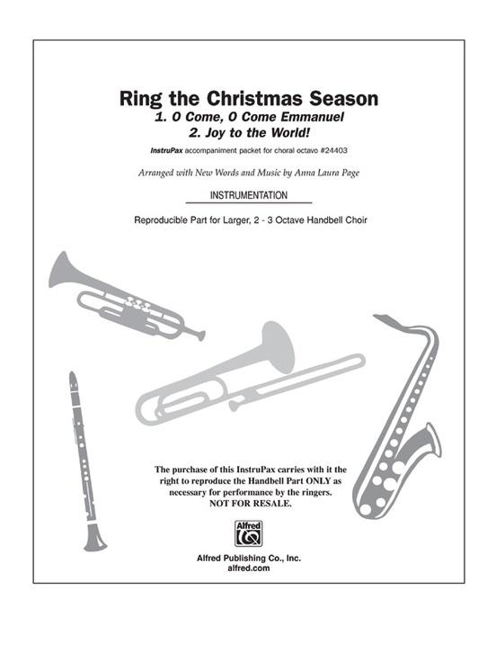 Ring the Christmas Season