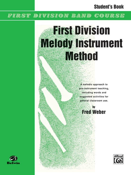 First Division Melody Instrument Method