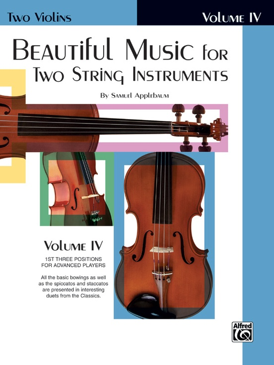 Beautiful Music for Two String Instruments, Book IV